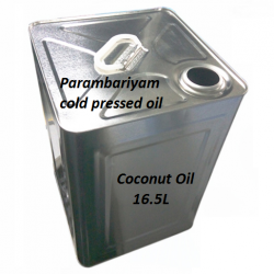 Coconut Oil Tin 16.5 Ltr